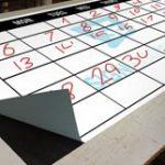 Dry Erase Decals