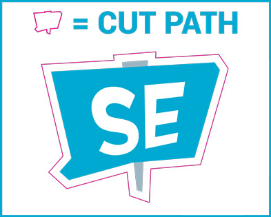 Cut Paths for Your Artworks