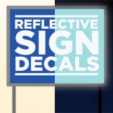 Reflective Sign Decals