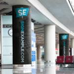Column Banner Wraps