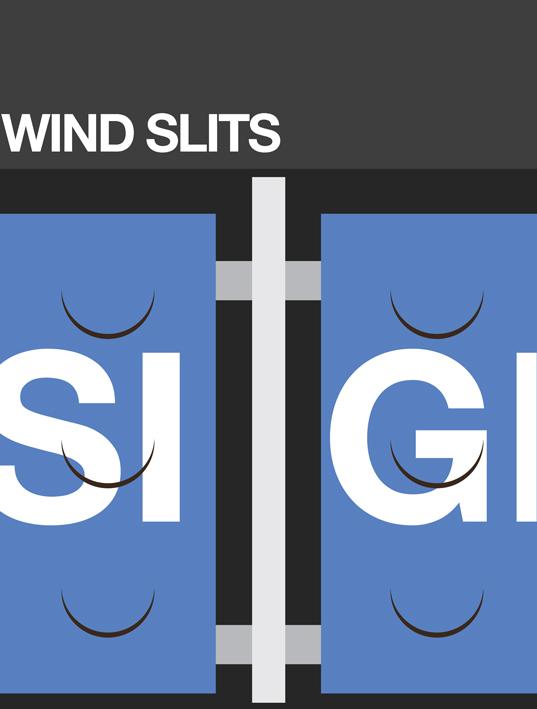 Wind Slits