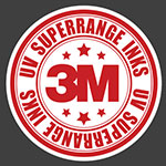 3M UV Superrange Inks