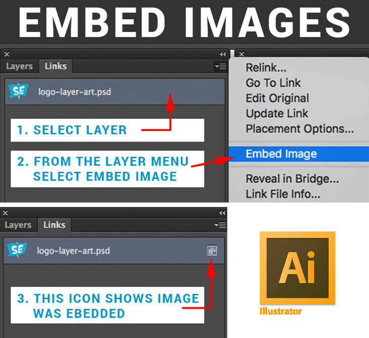 Embed Images In Your FIles