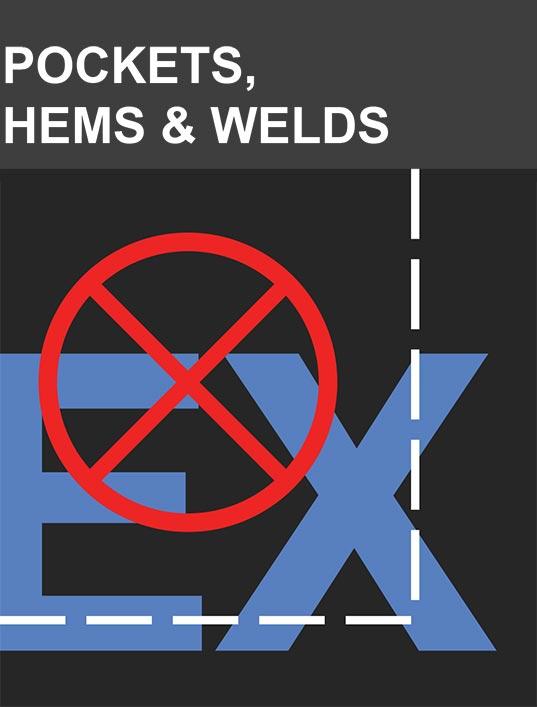 Pockets, Hems & Welds