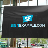 Oversized Double Sided Banners