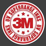3M UV Superrange Inks