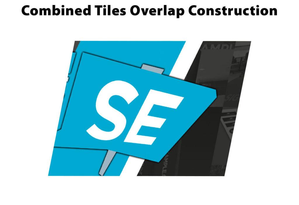 Combined Vertical Tiles
